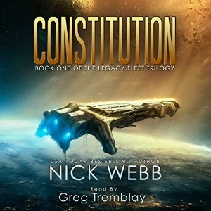 Constitution (Legacy Fleet, #1)  by  Nick Webb