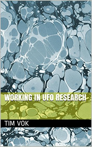 Working in UFO Research Tim Vok
