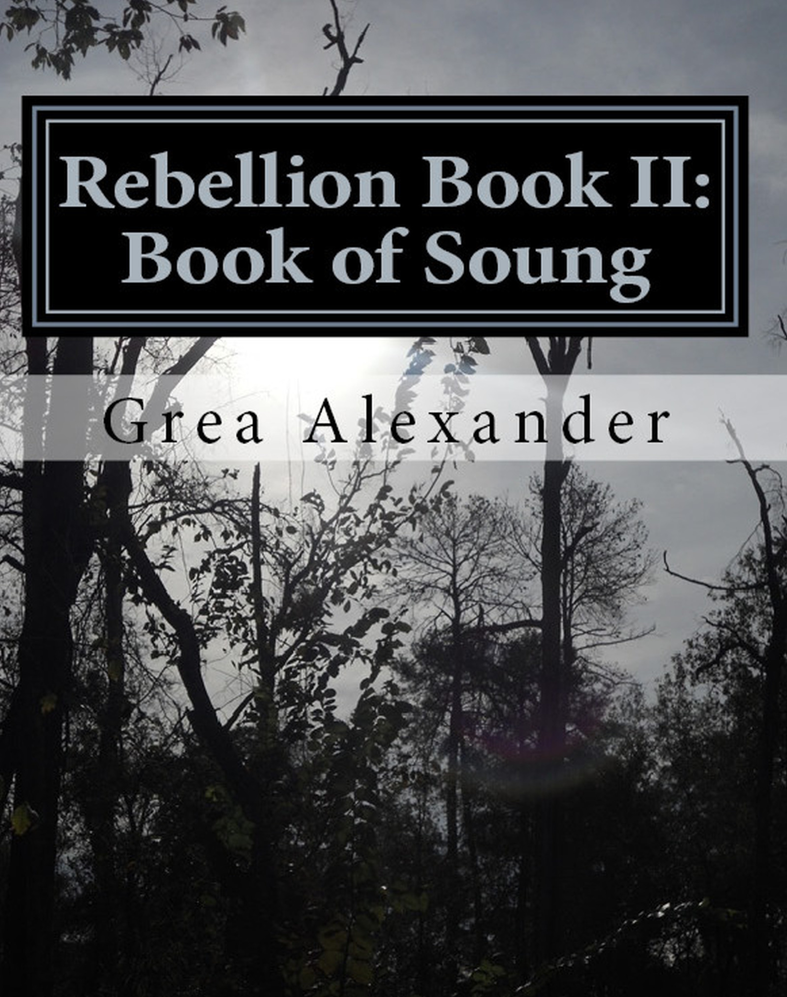 Rebellion Book II: Book of Soung  by  Grea Alexander