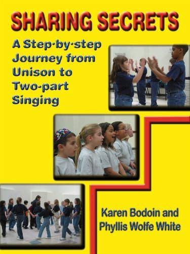 Sharing Secrets: A Step-by-Step Journey from Unison to Two-part Singing Karen Bodoin