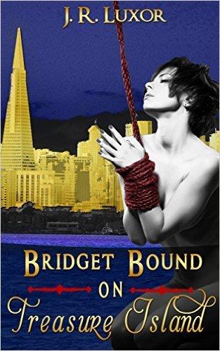 Bridget Bound on Treasure Island (Bridget #2) J.R. Luxor