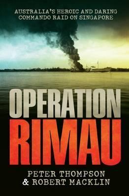 Operation Rimau Peter     Thompson