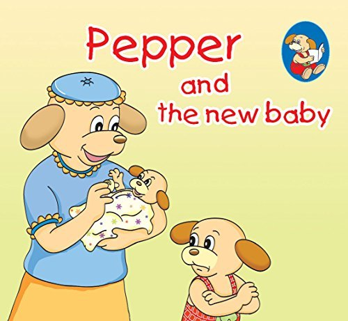 Pepper and the new baby  by  Sterling Publishers