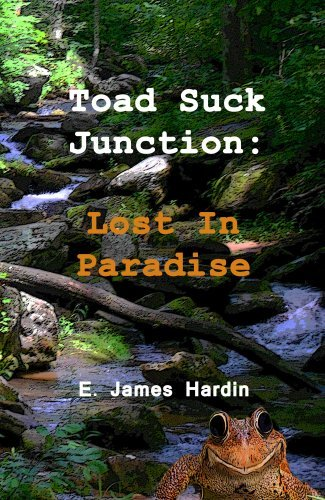 Lost In Paradise (Toad Suck Junction Book 1) E. James Hardin