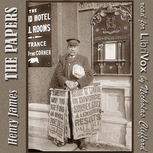 The Papers  by  Henry James