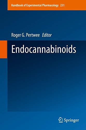 Endocannabinoids (Handbook of Experimental Pharmacology)  by  Roger G. Pertwee