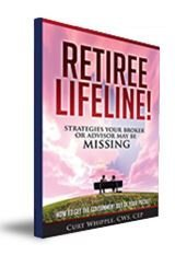 Retiree Lifeline! How to Get the Government Out of Your Pocket CWS, CEP Curt Whipple