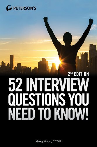 52 Job Interview Questions You Need to Know! Greg Wood