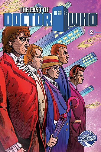 Orbit: The Cast of Doctor Who #2 Michael Frizell