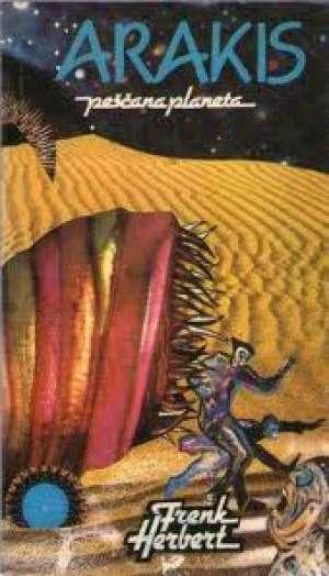 Arakis  by  Frank Herbert