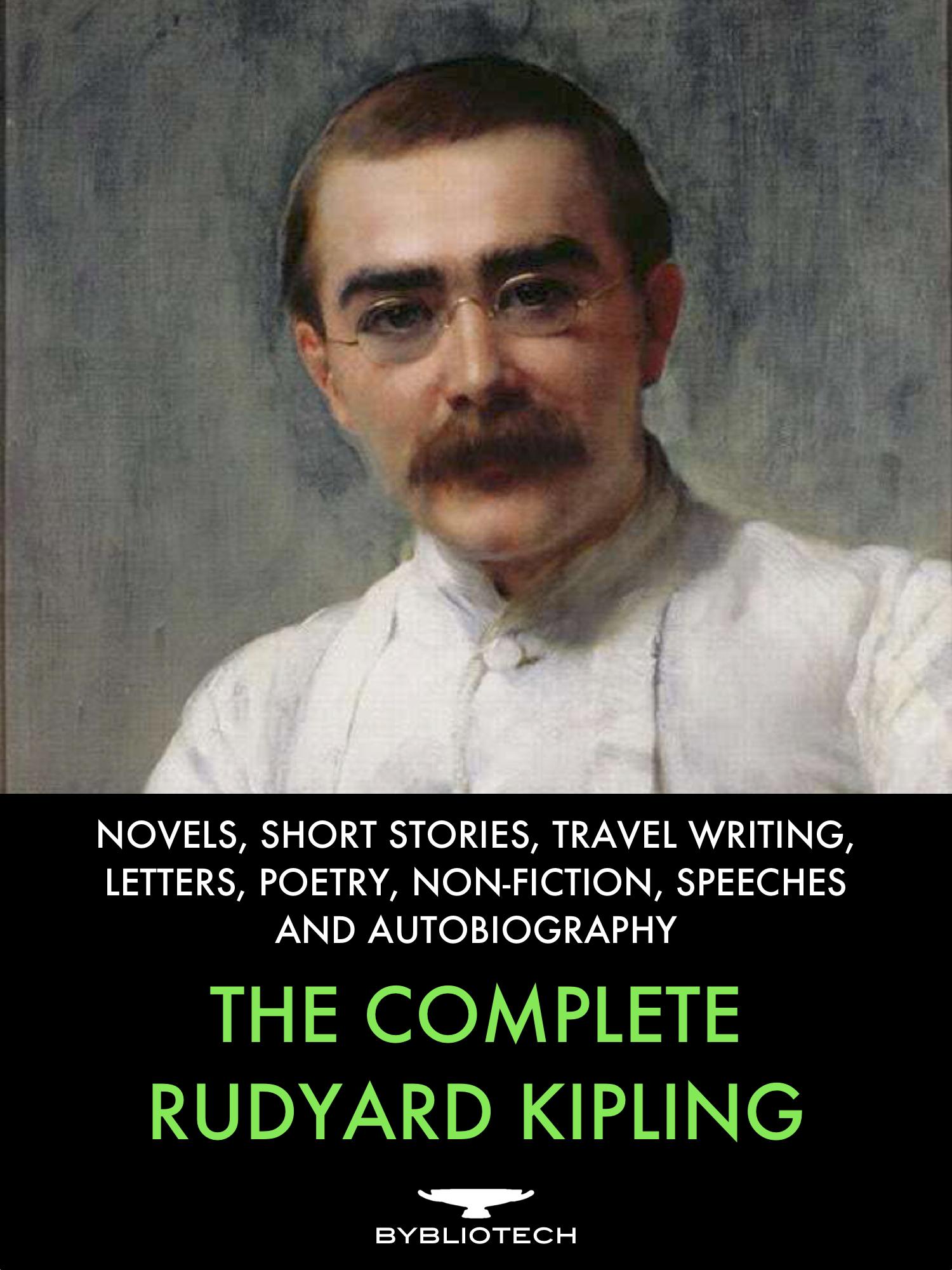 The Complete Rudyard Kipling  by  Rudyard Kipling
