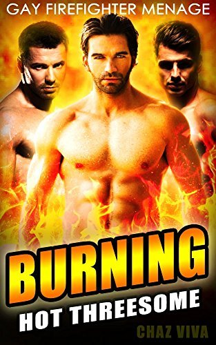 EROTICA: Burning Hot Threesome  by  Chaz Viva