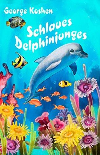 Schlaues Delphinjunges Egor Koshenkov
