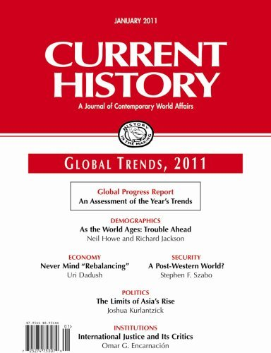 Current History (Global Trends, 2011 Book 110)  by  Stephen F. Szabo