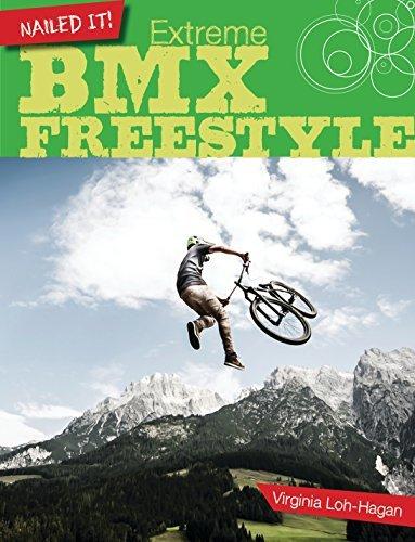 Extreme BMX Freestyle  by  Virginia Loh-Hagan