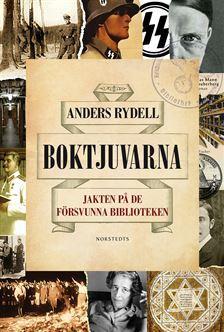 Boktjuvarna: Jakten på de försvunna biblioteken  by  Anders Rydell