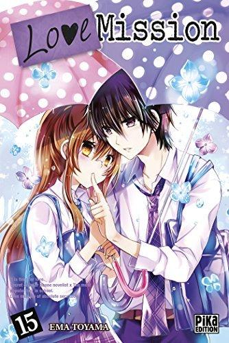Love Mission T15 Ema Tōyama