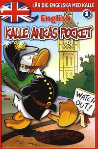 Kalle Ankas Pocket English (Kalle Ankas Pocket English, #1)  by  Kaija Olausson