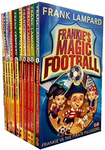 Frankies-Magic-Football Collection Set  by  Frank-Lampard