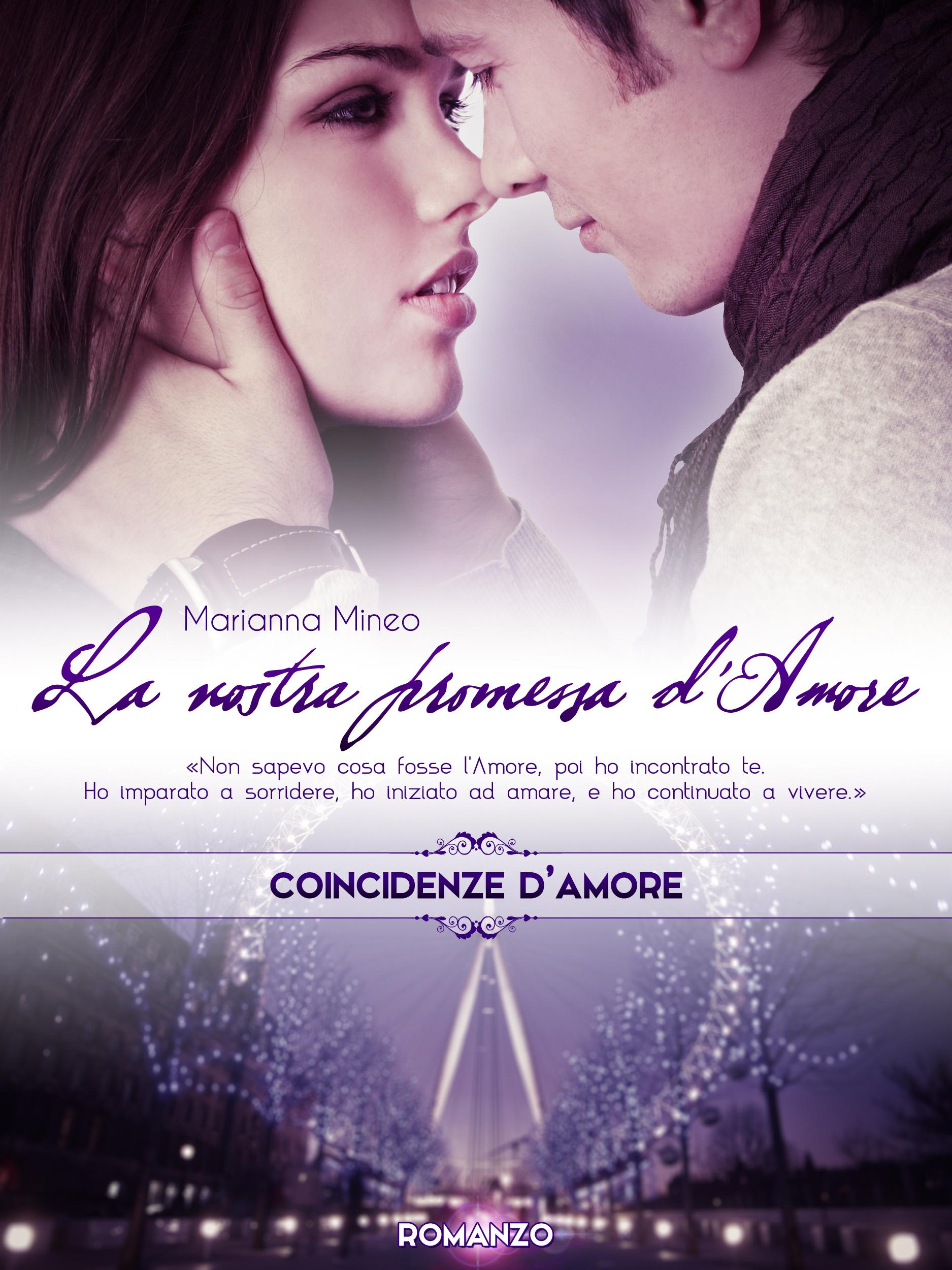 La nostra promessa dAmore  by  Marianna Mineo