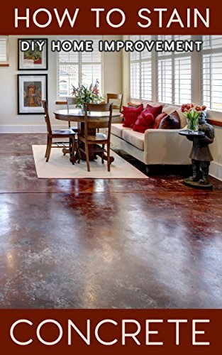 How to Stain Concrete - DIY Home Improvement  by  Greg Nelms