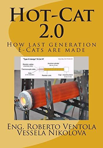 Hot-Cat 2.0: How Last Generation E-Cats Are Made Eng. Roberto Ventola
