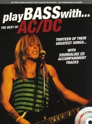 Play Bass With: AC/DC  by  AC/DC