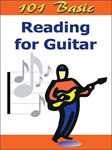 101 Basic Reading for Guitar (101 Basic Guitar)  by  Yoichi Arakawa