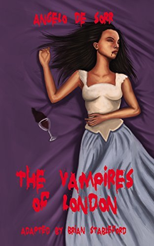 The Vampires of London (French Horror Book 33)  by  Angelo de Sorr