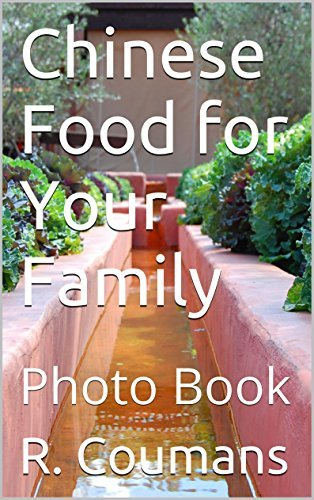 Chinese Food for Your Family: Photo Book  by  R. Coumans