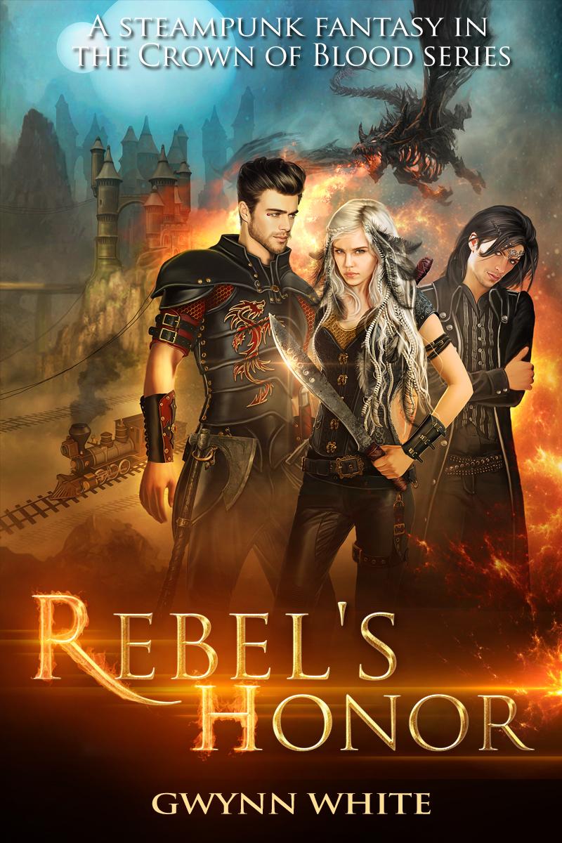 Rebels Honor  by  Gwynn White
