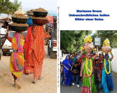 Unbeschreibliches Indien  by  Marianne Bruns