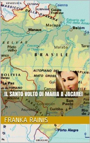 Il Santo Volto di Maria a Jacarei Franka Rainis