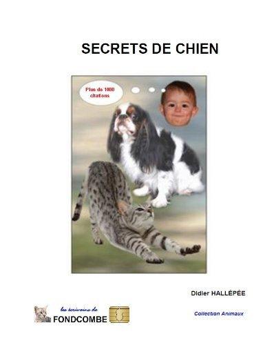 Secrets de chien Didier Hallépée