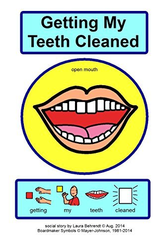 Getting My Teeth Cleaned  by  Laura Behrendt