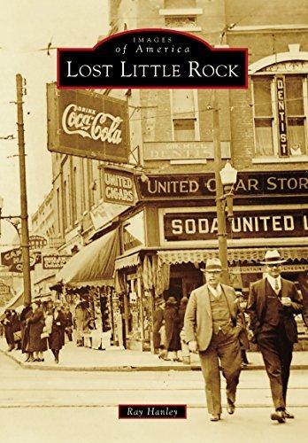 Lost Little Rock  by  Ray Hanley