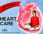 Yoga Daily Planner - Heart Care Smt. Armaiti Desai Smt Hansaji Jayadeva Yogendra
