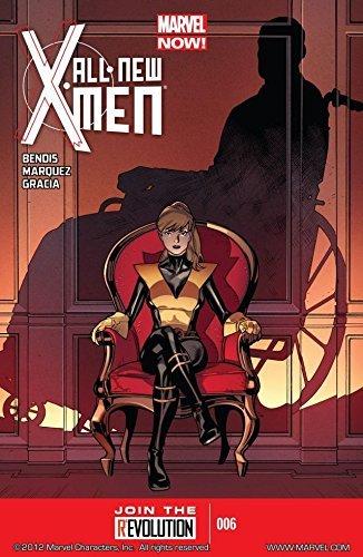 All-New X-Men #6 Brian Michael Bendis