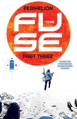 The Fuse #15 Antony Johnston