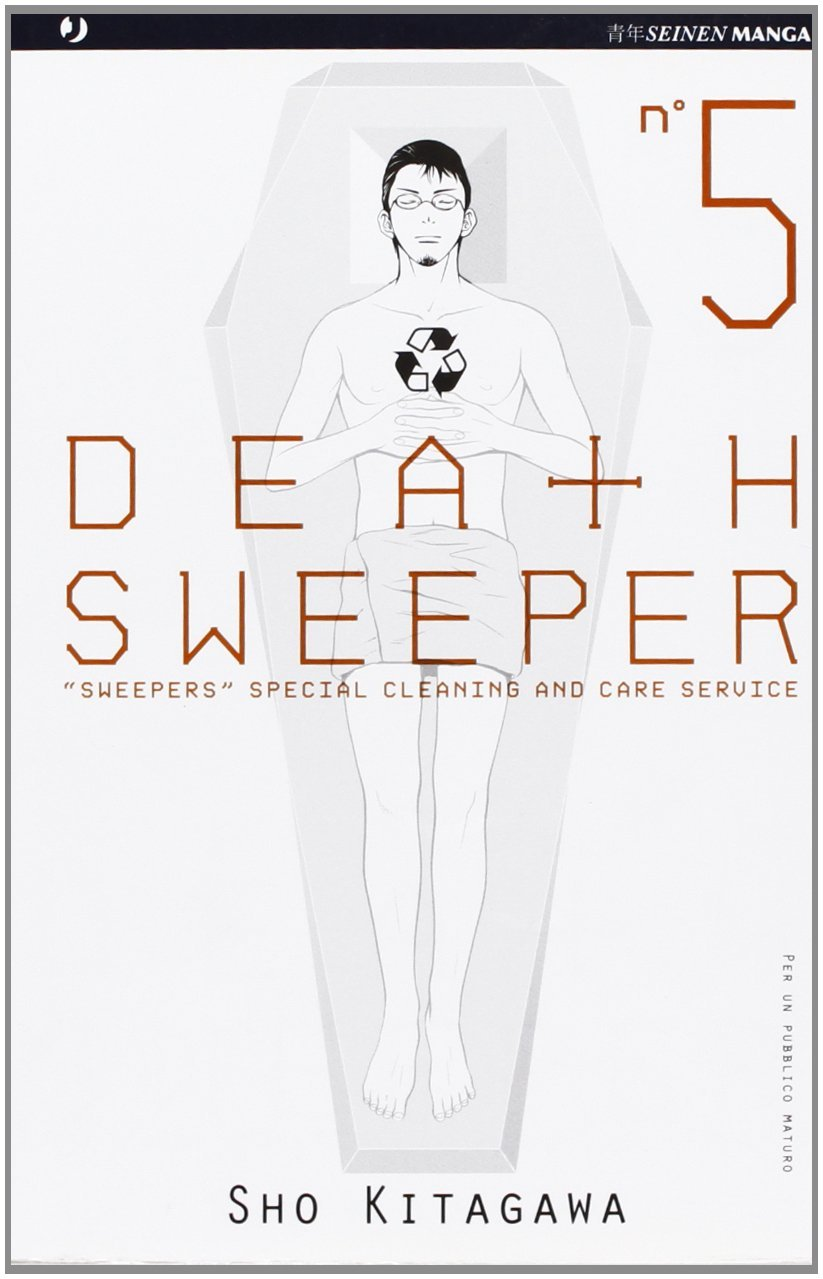 Death Sweeper, N°5  by  Shō Kitagawa