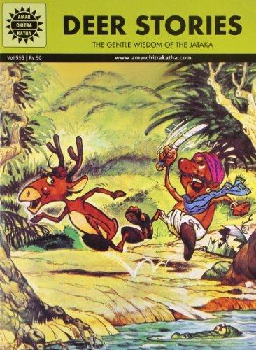 Deer Stories Anant Pai