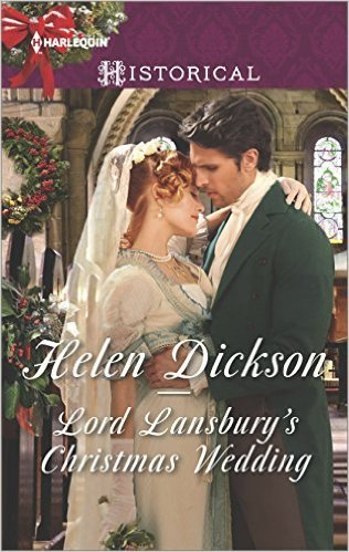 Lord Lansburys Christmas Wedding  by  Helen Dickson