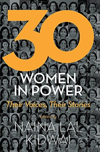 30 WOMEN IN POWER NAINA LAL KIDWAI (EDITED BY)