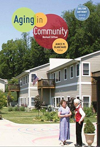 Aging in Community Janice Blanchard