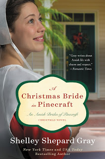 A Christmas Bride in Pinecraft (An Amish Brides of Pinecraft Christmas, #4)  by  Shelley Shepard Gray