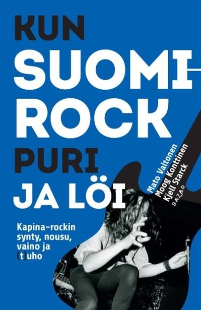 Kun suomi-rock puri ja löi Mato Valtonen