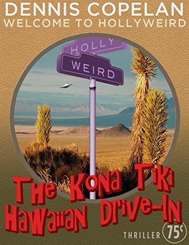 The Kona Tiki Hawaiian Drive-in  by  Dennis Copelan