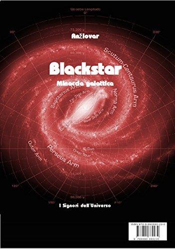 Blackstar - Minaccia Galattica Anžlovar