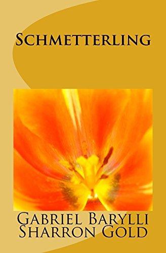 Schmetterling Sharron Gold