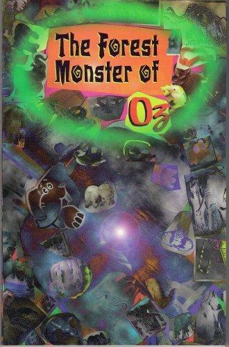 The Forest Monster of Oz Robert Evans